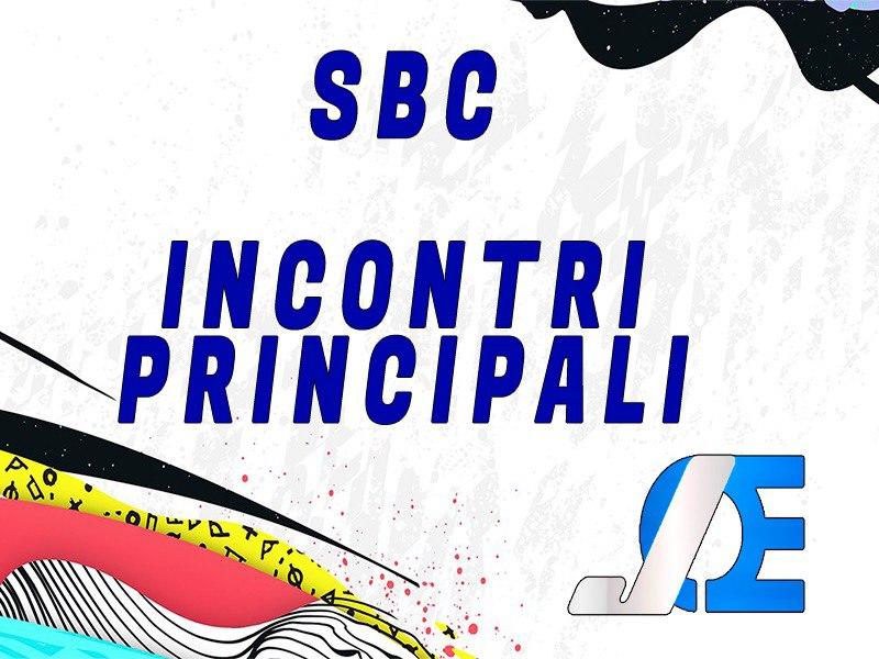 SBC incontri